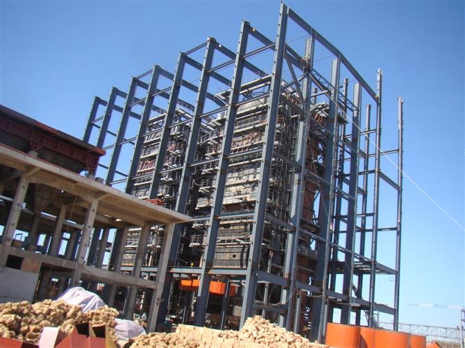 呼伦贝尔蒙德发钢结构有限责任公司